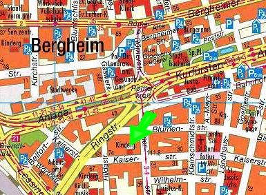 map_laden für k-p